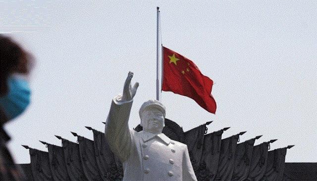 Báo Trung ngang ngược, khẳng định một phần nước Nga thuộc Trung Quốc