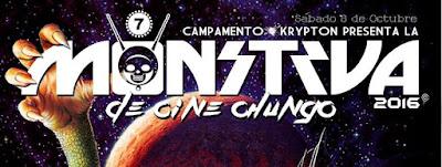 Entrevista Campamento Krypton, Monstrua Cine chungo