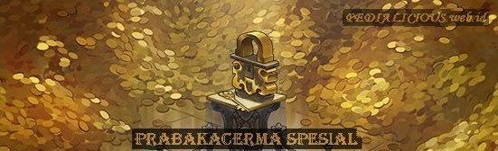 Bentuk Artefak Prabakacerma Spesial dalam dunia Travian