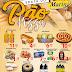 APROVEITE! Hoje é dia da Sexta do Pão e da Pizza no Supermercado Marini em Eldorado-MS