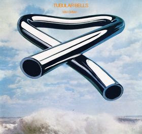 Portada del Tubular Bells de Mike Oldfield