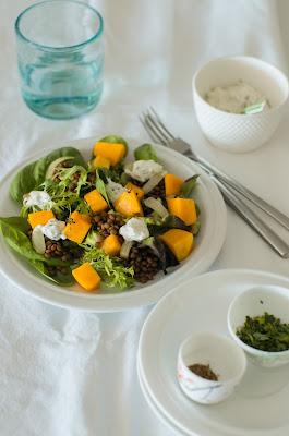salat s tikvoi i chechevicei