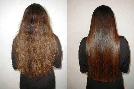 وصفة سريعة لترطيب الشعر والنتائج روعة