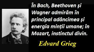 Citatul zilei: 15 iunie - Edvard Grieg