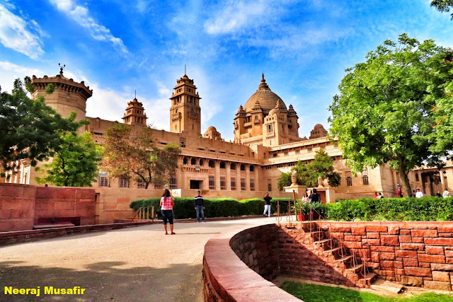 Ummed Bhawan Palace