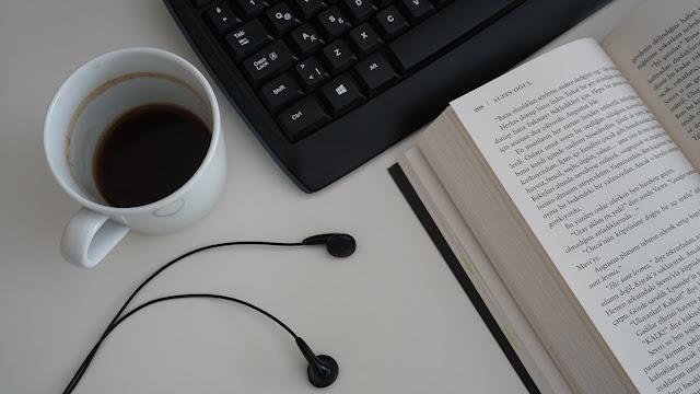 kişisel - kitap blogger