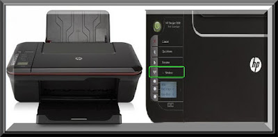 HP DeskJet 3050 Wireless Printer Setup