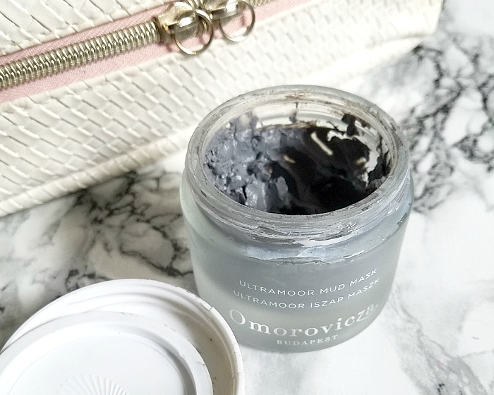 Omorovicza - Ultramoor Mud Mask review madame keke beauty lifestyle blog