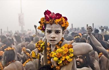 Trip to Allahabad Kumbha Mela in Makar Sankranti