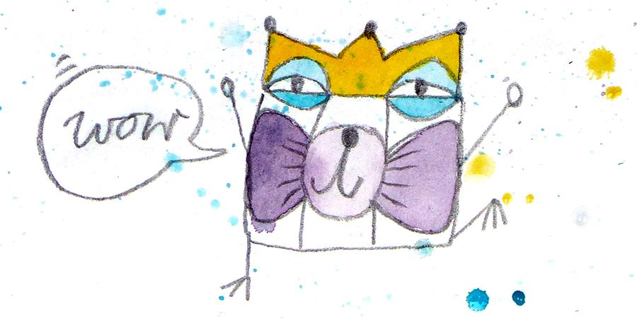 Postkunstwerk Paket ©tabeaheinicker