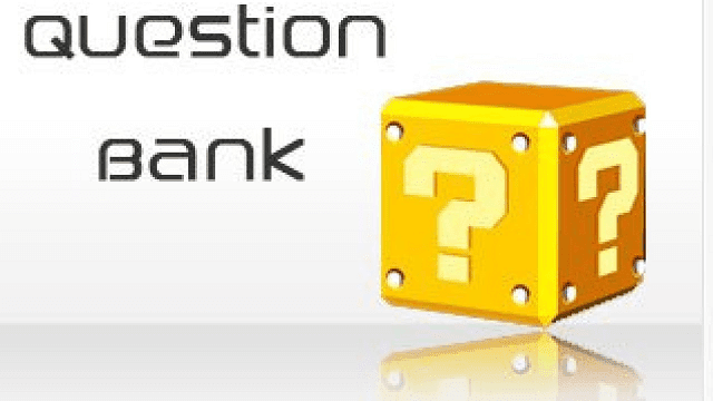 Mathematics Question Bank for SSLC Students