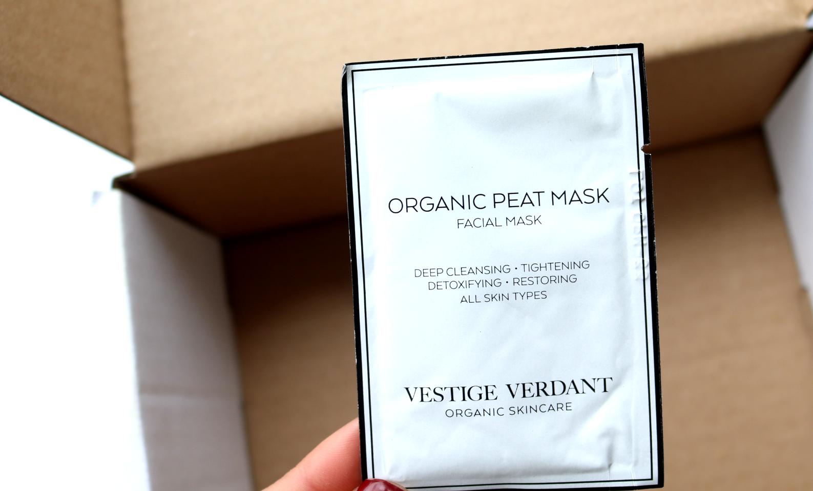 Vestige Verdant Peat Mask
