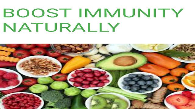 Boost Immunity Naturally