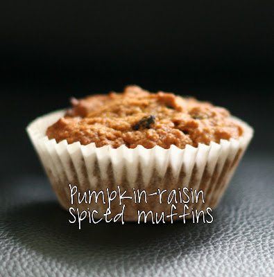Vegan Pumpkin Spice Muffins Recipe 1