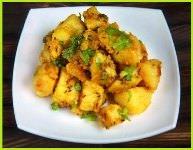 व्रत वाले जीरा आलू बनाने की रेसिपी - Jeera Aloo Recipe For Upvas