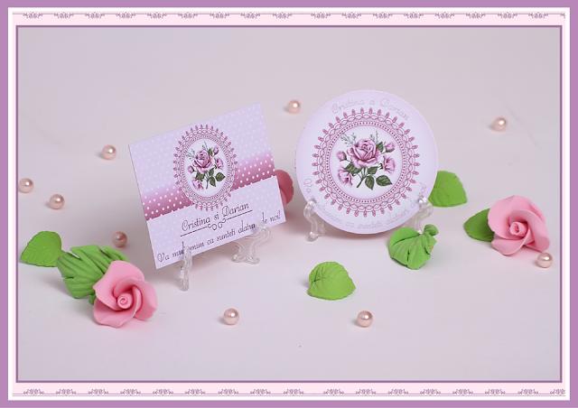 asortate nunta trandafiri