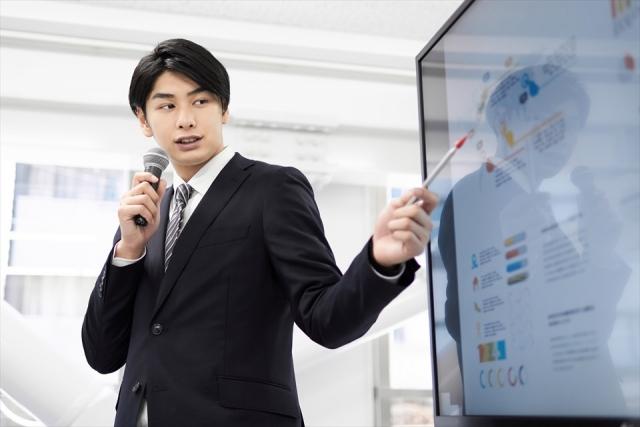 ビジネスに活かせる6つのプレゼンテクニック