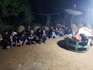 Operasi Pekat Lipu,Sat Reskrim Polres Wajo Ringkus 26 Terduga Pelaku Perjudian