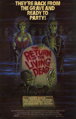 Sinopsis The Return of the Living Dead (1985)