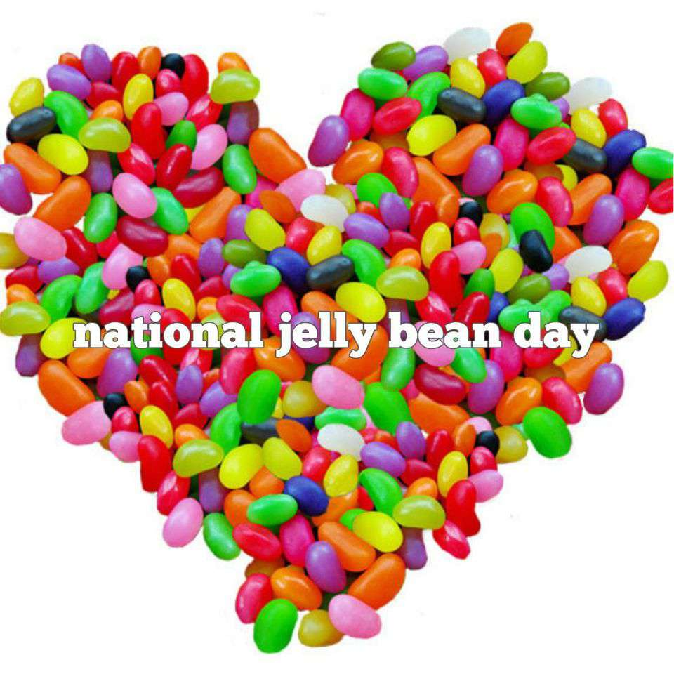 National Jelly Bean Day Wishes Lovely Pics