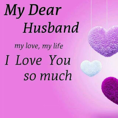 I Love You My Husband Quotes