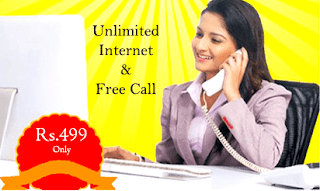 BSNL 499 Unlimited Broadband Plan