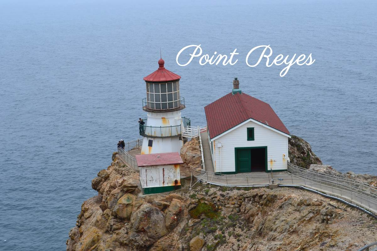 Le phare de Point Reyes