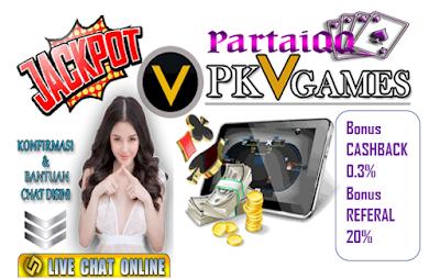 Jackpot Pkv Games PartaiQQ