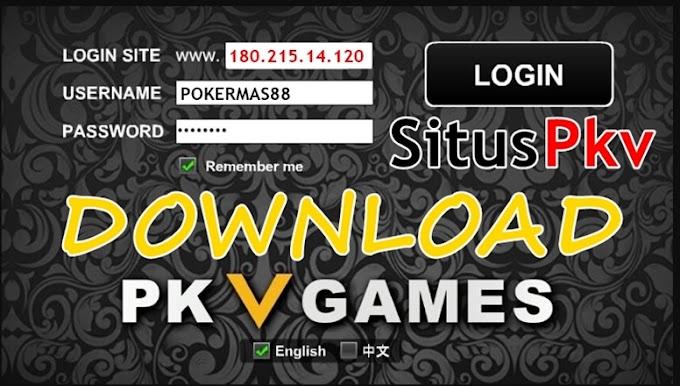 Cara Download Pkv Games Poker dan DominoQQ