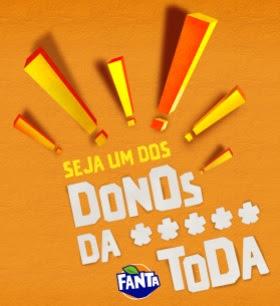 Cadastrar Promoção Fanta 2017 Donos da Fanta Toda
