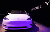 Tesla-Model-Y-White (Credit: cleantechnica.com) Click to Enlarge.