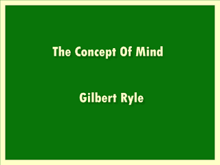 The Concept Of Mind by  Gilbert Ryle (1949) PDF book