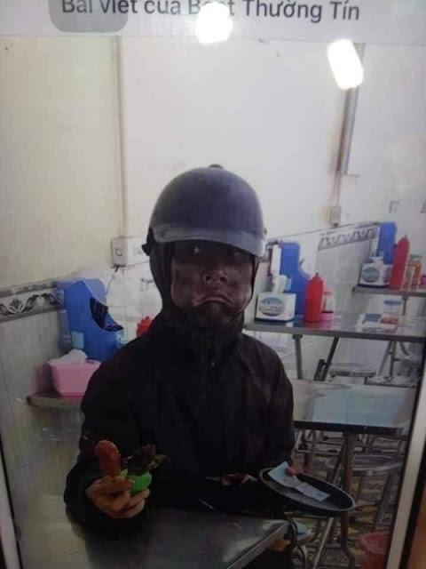 Cảnh giác với nhóm ăn xin mặc đồ đen bỏ bùa rồi bắt cóc trẻ em