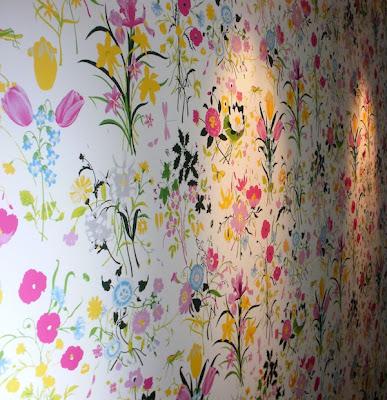 Cole & Son - Flora Wallpaper