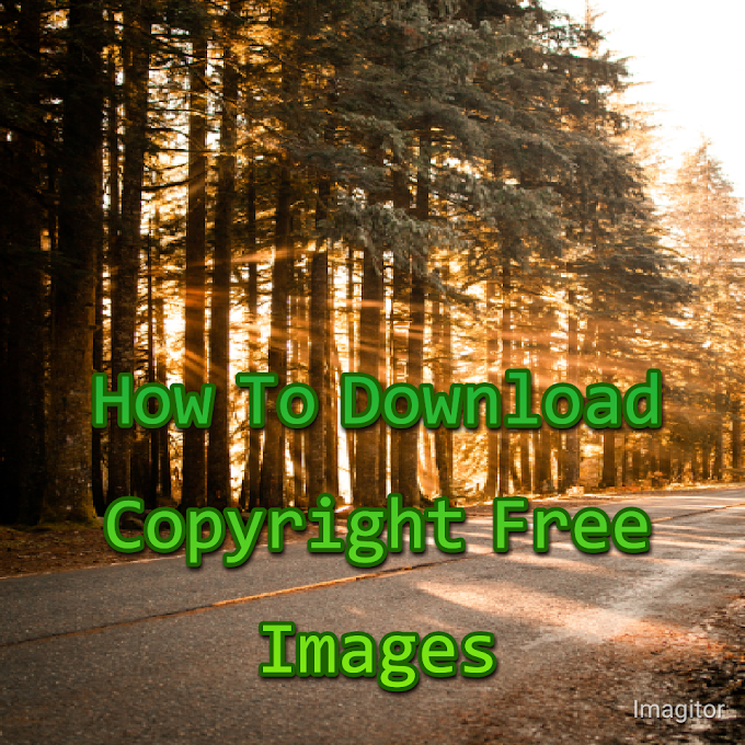 How To Download Copyright Free Images