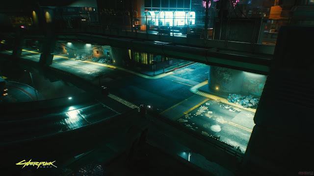 الكشف عن صور تستعرض لعبة Cyberpunk 2077 لأول مرة بتقنيات أجهزة PS5 و Xbox Series X