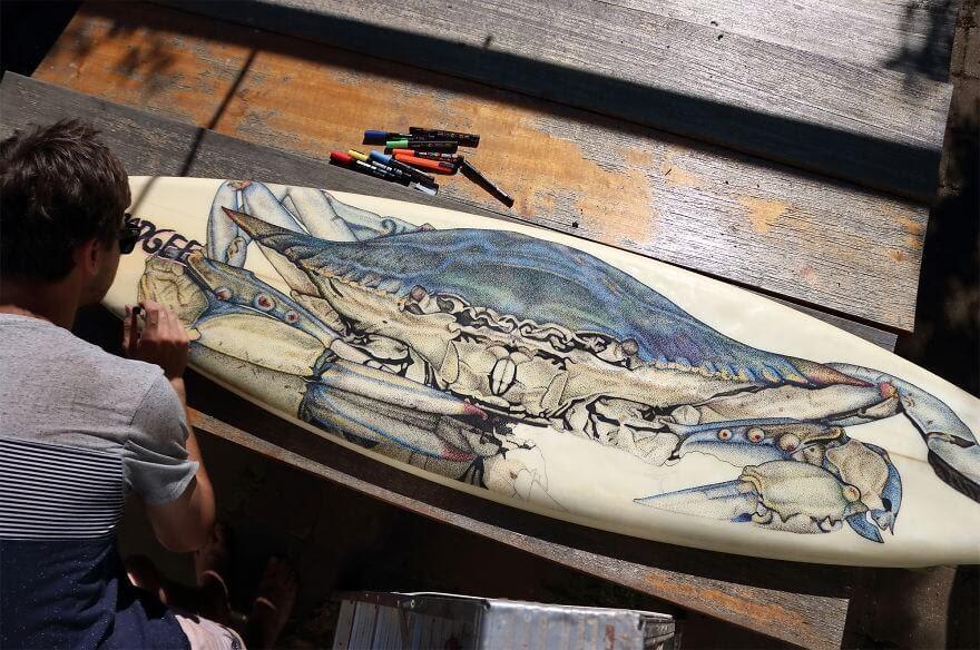 07-Giant-crab-Surfboard-Jarryn-Dower-www-designstack-co