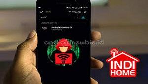 Cara Bobol Wifi Indihome Tanpa Aplikasi Lewat HP 2020 ...