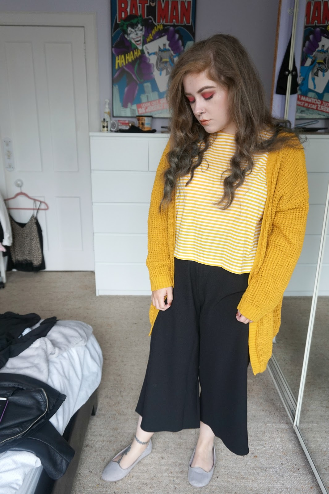 how to style culottes, how to wear culottes, culottes,