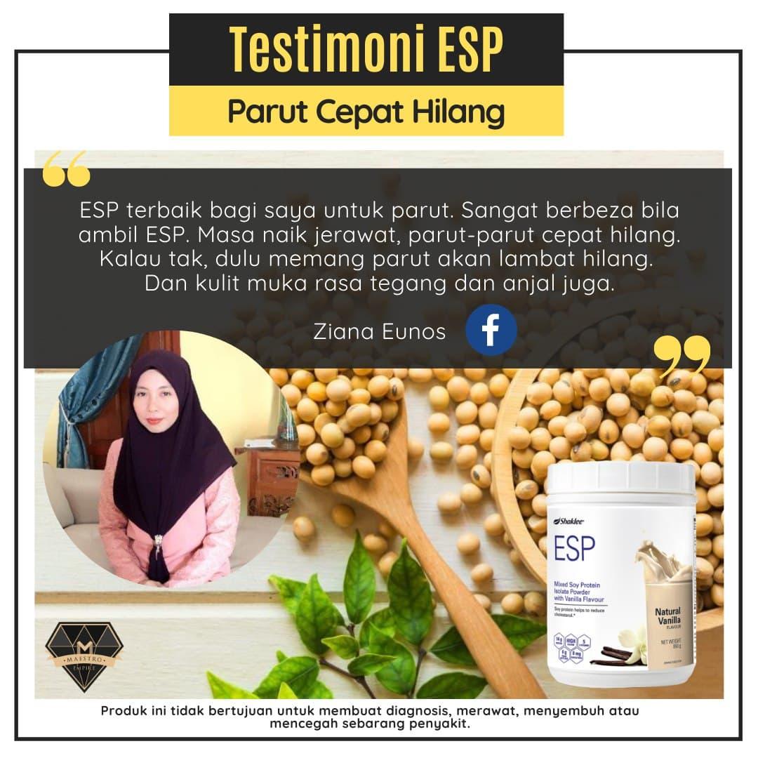 ESP Shaklee untuk kulit berjerawat