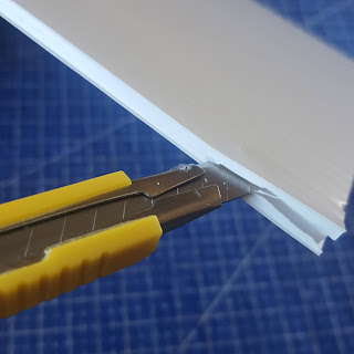 How to  Skin Coroplast to One Make Sheet of Plastic - Coroplast DIY - CoroplastCreations.com - photos by: HalifaxSportsPhotos.ca