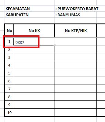 Cara Menambahkan Angka 0 Di Microsoft Excel