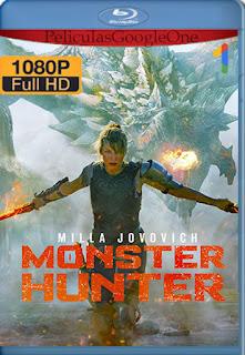 Monster Hunter: La cacería comienza (Monster Hunter) (2020) [1080p BRrip] [Latino-Inglés] [LaPipiotaHD]