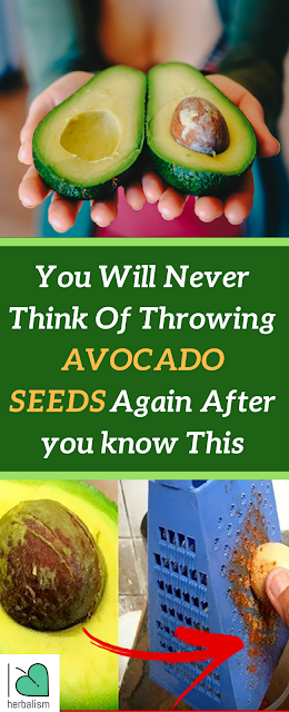 Amazing Health Benefits Of Avocado Seeds