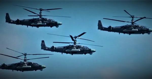 Η Ρωσία απέκλεισε διά θαλάσσης την ανατολική Ουκρανία - Δεκάδες ρωσικά ελικόπτερα πετούν προς Κριμαία (vid)