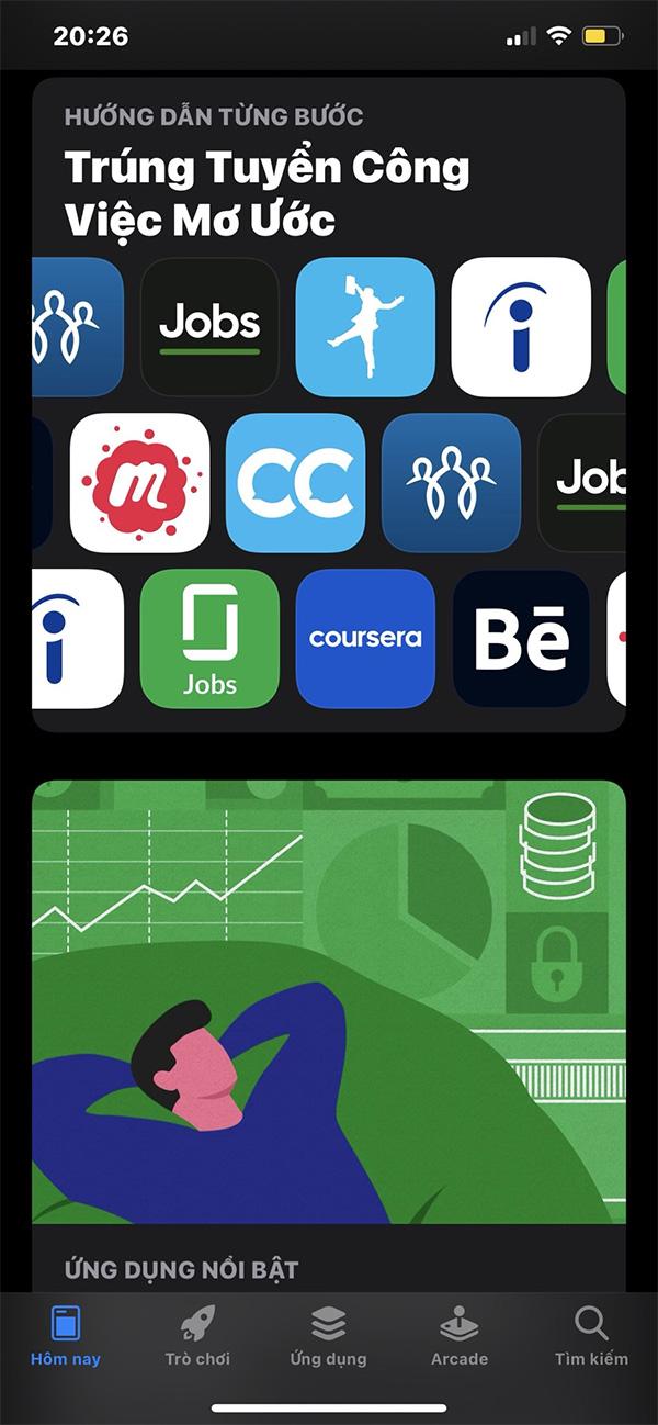 AppStore - Tải App Store về máy điện thoại iPhone, iPad miễn phí c