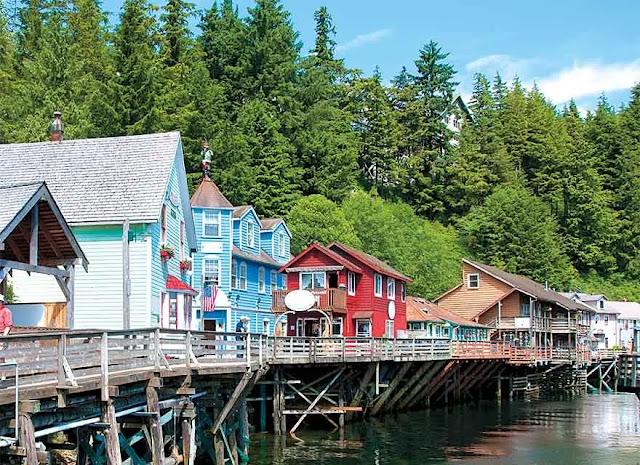 The best Tourist Attractions in Ketchikan, Alaska