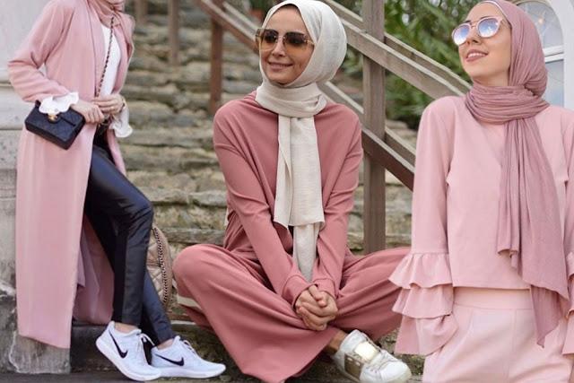 الموضة التركية للمحجبات