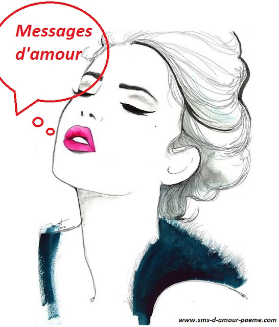 Messages d'amour - SMS d'amour 2019