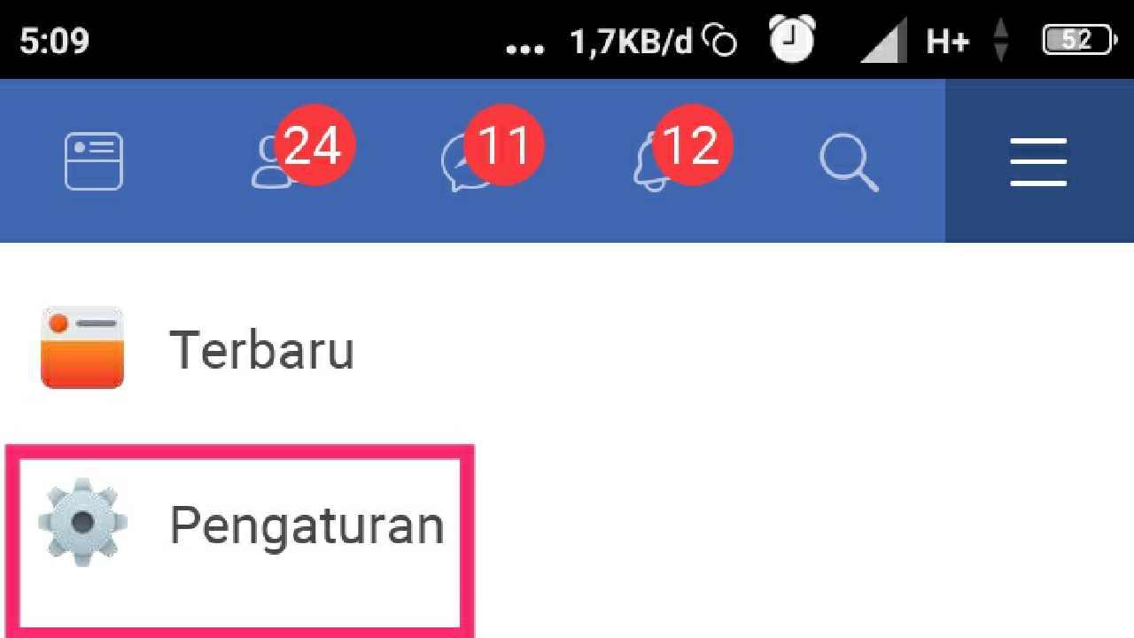 Cara ganti kata sandi FB tapi lupa kata sandi lama